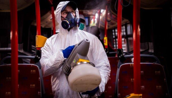 'Covid-19': koronavīrusa uzliesmojums sasniedzis globālas pandēmijas līmeni