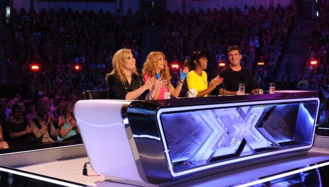 Vesela laikmeta beigas: Lielbritānijā slēdz 'X Faktoru'