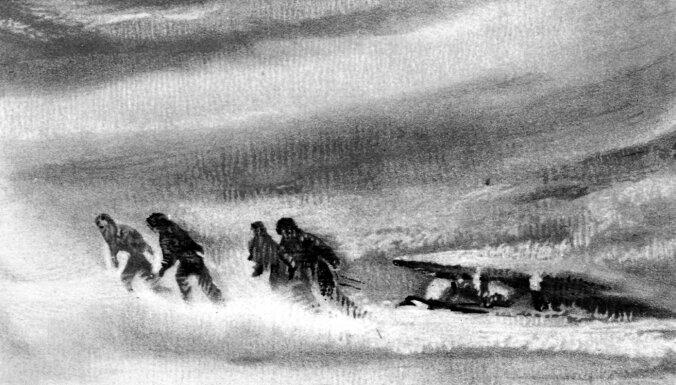 Роды во льдах, операция голыми руками и отважный кот Негр: невероятные истории покорения Антарктиды