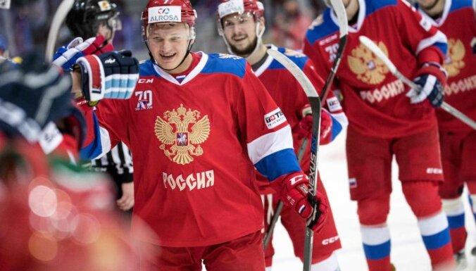 Russia Kirill Kaprizov