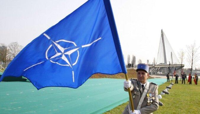 NATO vairs neziņos datus par talibu uzbrukumiem