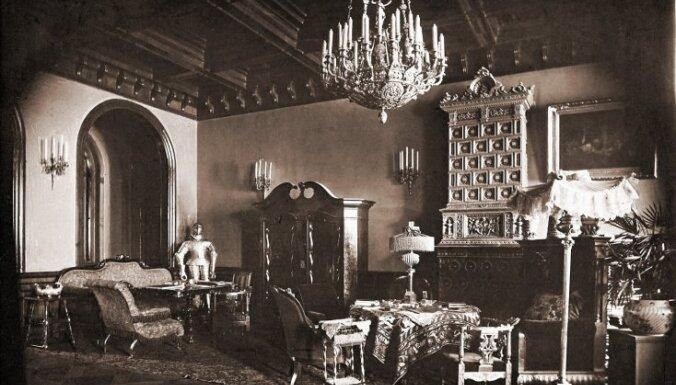 Путешествие во времени: пестрая история Бириньского замка и его легенды (ФОТО)