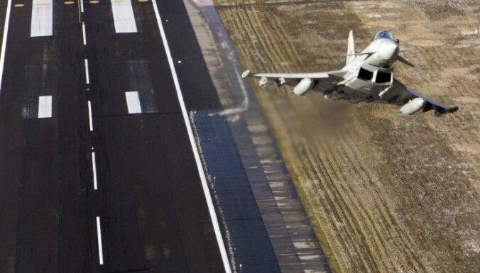 Генерал-полковник НАТО рассказал, что произойдет, если самолет России вторгнется в пространство Латвии