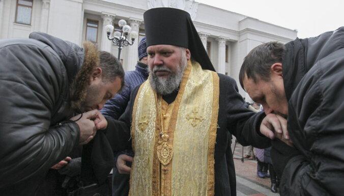 Верховная рада Украины обязала церковь Московского патриархата сменить название