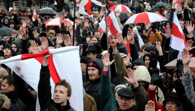 В Беларуси разрешили шествие оппозиции, но задержали анархистов
