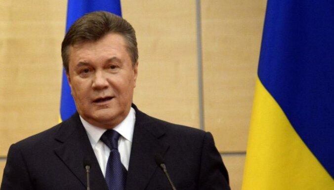 Суд ЕС частично отменил санкции против Януковича и его окружения