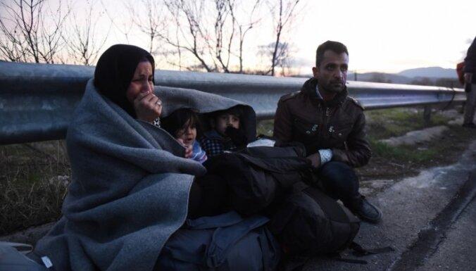 ANO: Eiropa ir pašas izraisītas migrācijas krīzes priekšvakarā