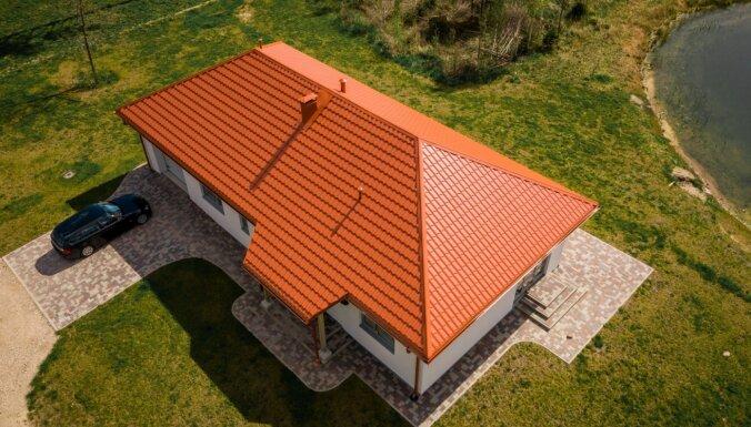 Katrai mājai ir nepieciešams jumts un katram jumtam ir nepieciešams 'Metalmaster'