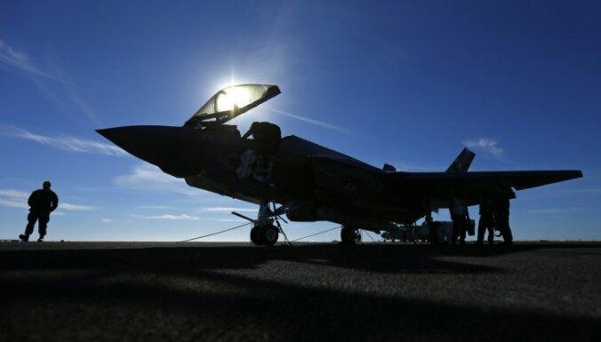 Три американских бомбардировщика вылетели на Балтику к границам России