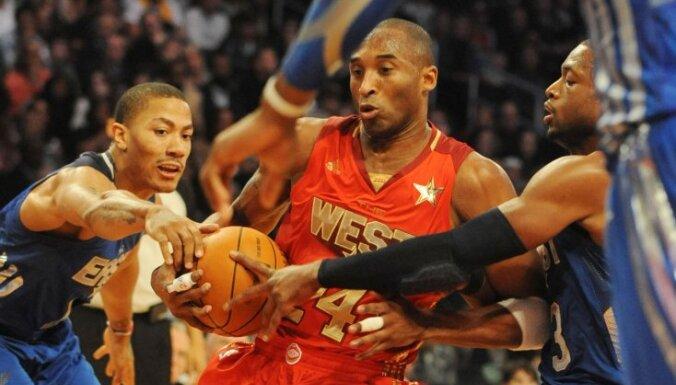 Матч звезд НБА: победа Запада, MVP— Брайант