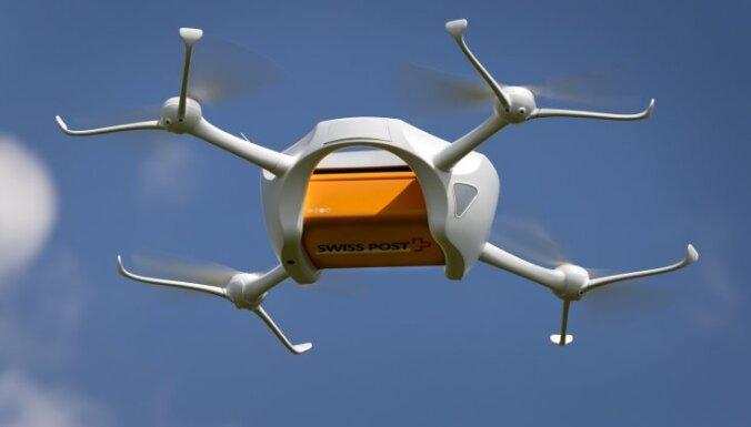 ASV pieprasa reģistrēt dronus