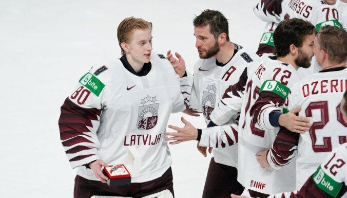 Kivlenieks sargās Latvijas izlases vārtus arī pret Norvēģiju