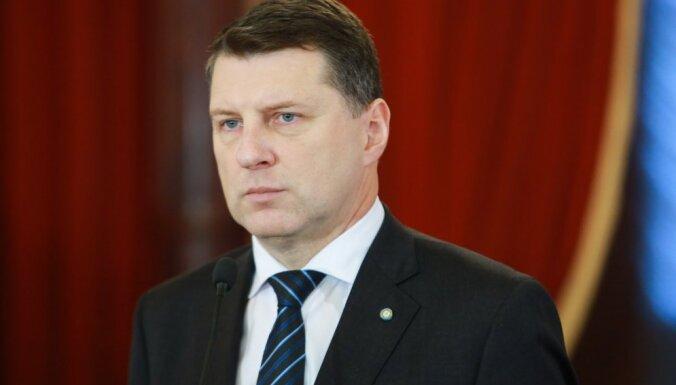 Valsts prezidents Latvijā jāievēlē tautai, piedāvā Vējonis