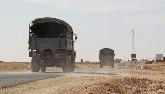 Alžīrijas armija sagūstījusi piecus ķīlnieku krīzes vaininiekus
