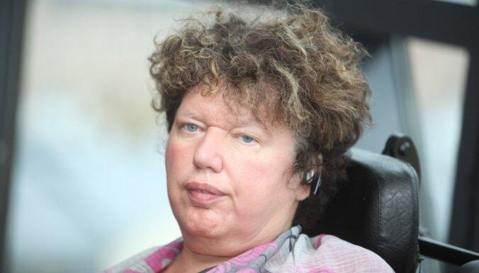 'Progresīvo' saraksta līdere EP vēlēšanās būs 'Sustento' vadītāja Anča