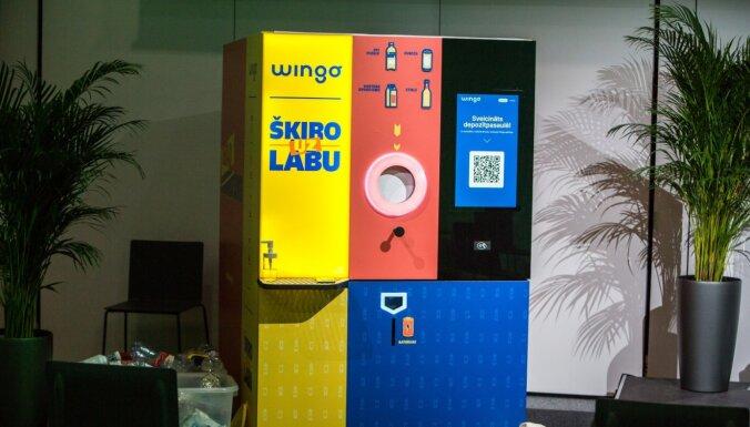Latvijas uzņēmums sola atkritumu šķirošanu padarīt par aizraujošu digitālu procesu
