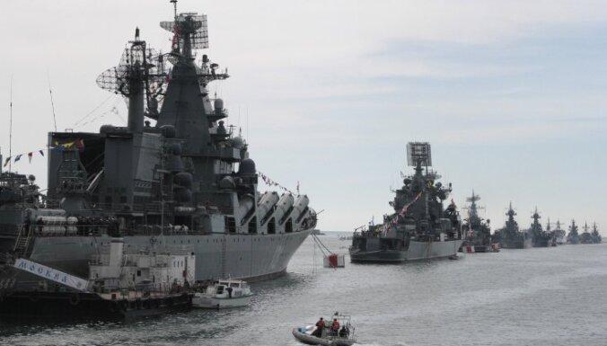 Приказом Путина Северный флот приведен в полную боеготовность