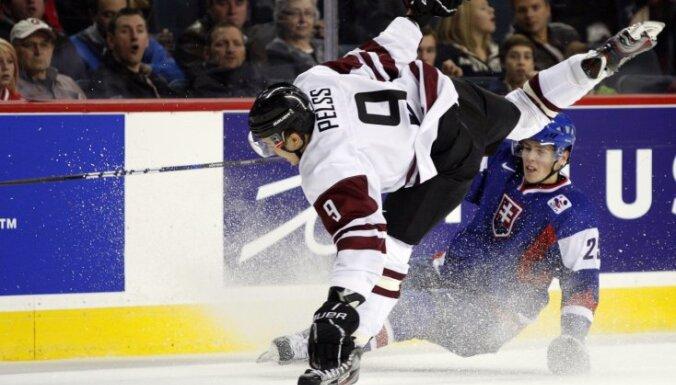 Пропал один из наиболее перспективных латвийских хоккеистов