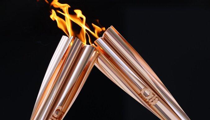 Tokijā sākas Covid-19 pandēmijas ietekmētās olimpiskās spēles