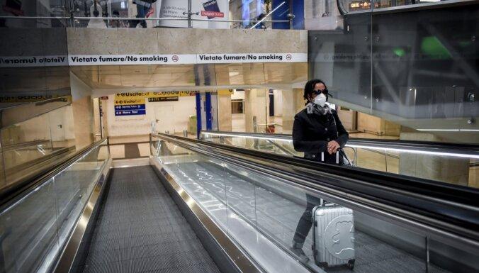 3. jūnijā darbu var atsākt visas Itālijas lidostas