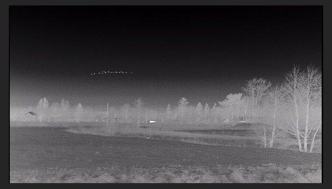 Policijai Liepājā būs divas nakts redzamības termokameras