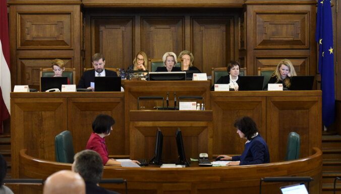 Поправки о внеочередных выборах, которые отвергла комиссия, всё равно будут рассмотрены Сеймом