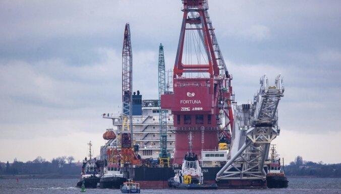 """США отложили санкции против оператора """"Северного потока"""" и его руководителя Матиаса Варнига"""