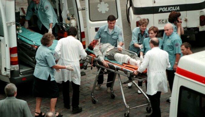 'Terorists Viktors', atriebība, necilvēcība – 15 gadi kopš universālveikala 'Centrs' spridzināšanas