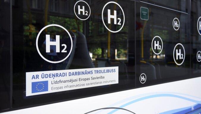 'Izziņas impulss': transporta ilgtspējīgā nākotne – dīzeļa vietā bākā ūdeņradis