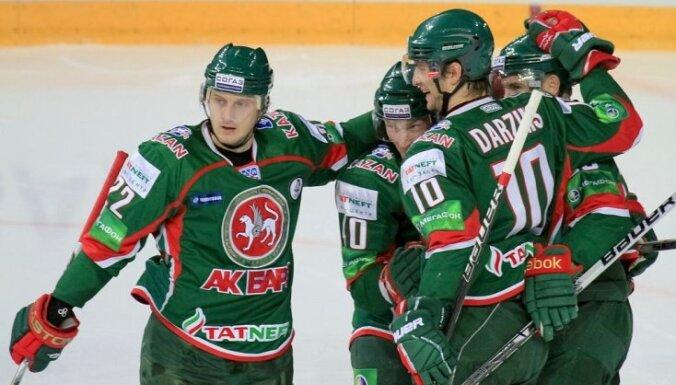 Шайба Дарзиньша в топе лучших голов первого раунда плей-офф