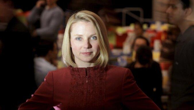 'Yahoo' pārvilina līdzšinējo 'Google' vadītāju