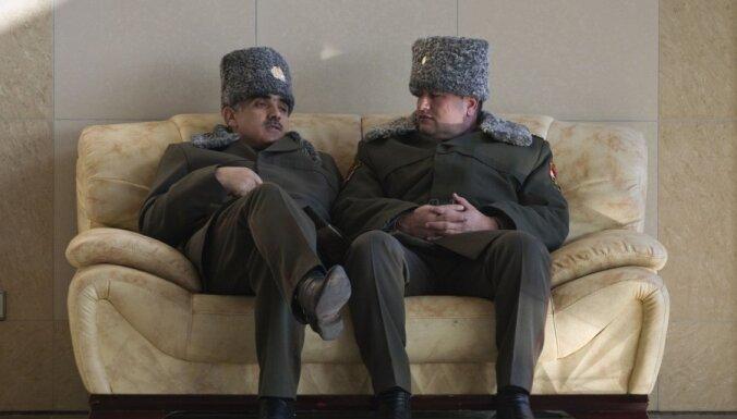 Krievija rīko krievu valodas kursus Tadžikistānas tiesībsargājošo iestāžu darbiniekiem