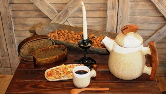 Novadu kulinārais mantojums: Kandavas novada garša – zīļu kafija
