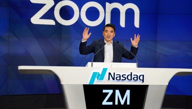Noticis neizprotams darījums ar lielu daļu 'Zoom' akciju