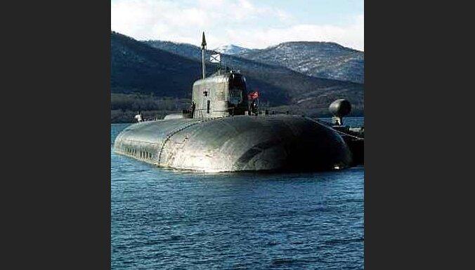 Krievijas atomzemūdene