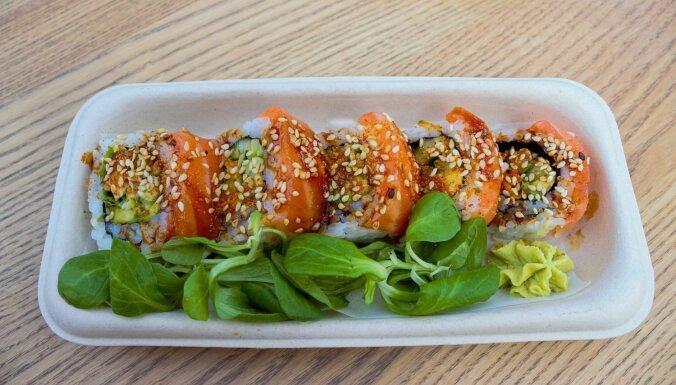 'Tasty' ēd un vērtē Rīgas ielu ēdienu konkursa piedāvājumu