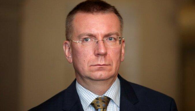 Rinkēvičs: Latvijas nostāja bēgļu jautājumā pašlaik ir visnegatīvākā ES