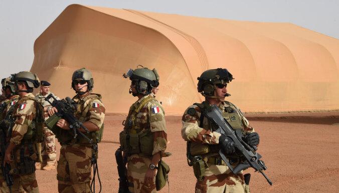 Нападение на военную базу в Мали: пострадали шесть эстонских солдат