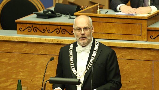 ФОТО: в Эстонии вступил в должность новый президент