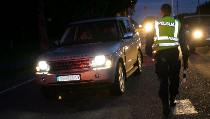 Полиция: участники ТВ-шоу нарушают правила дорожного движения