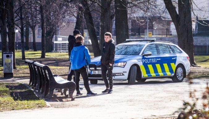 За сутки в Эстонии подтверждено три новых случая коронавируса