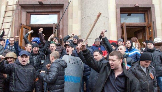 СМИ: украинские олигархи возглавят восточные области