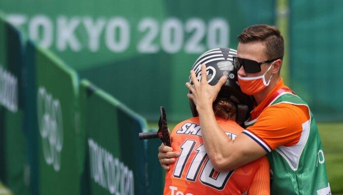 Treneris no Ozolniekiem palīdz Nīderlandei izcīnīt olimpisko bronzu
