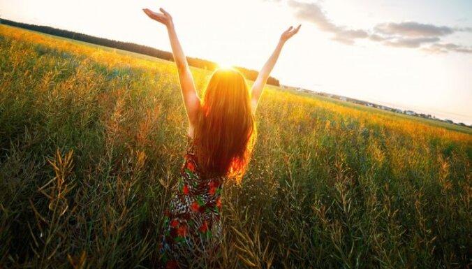 Augu enerģētiskais spēks vasaras saulgriežos