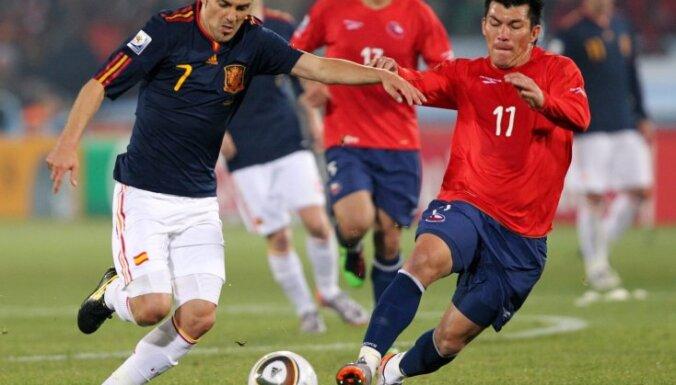 David Vilja, futbols, Spanija, Barcelona