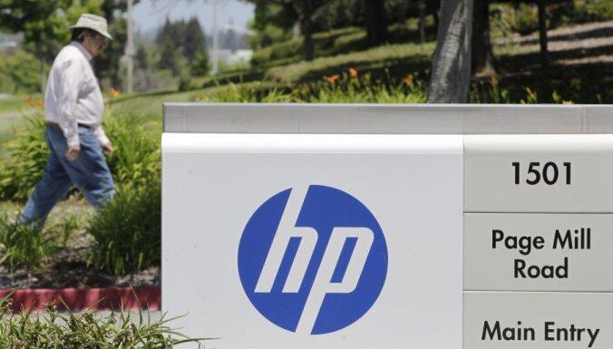 Datortehnoloģiju gigants 'Hewlett-Packard' atlaidīs 27 000 strādājošo