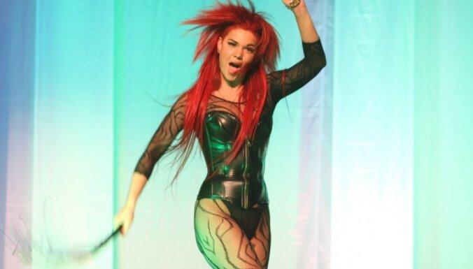 Samanta Tīna, Virves dejotājs