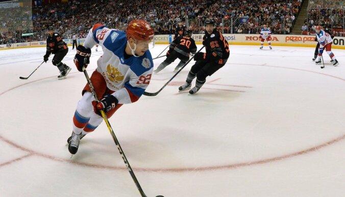 Russia player Evgeny Kuznetsov