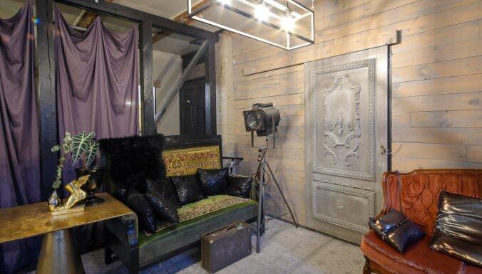 Radošas idejas, kuras vērts aizņemties no mākslinieces Ilzes Krastiņas mājas