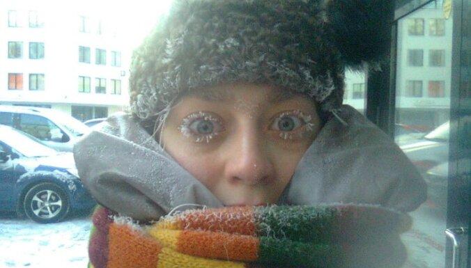 На следующей неделе возможны морозы до -25 градусов